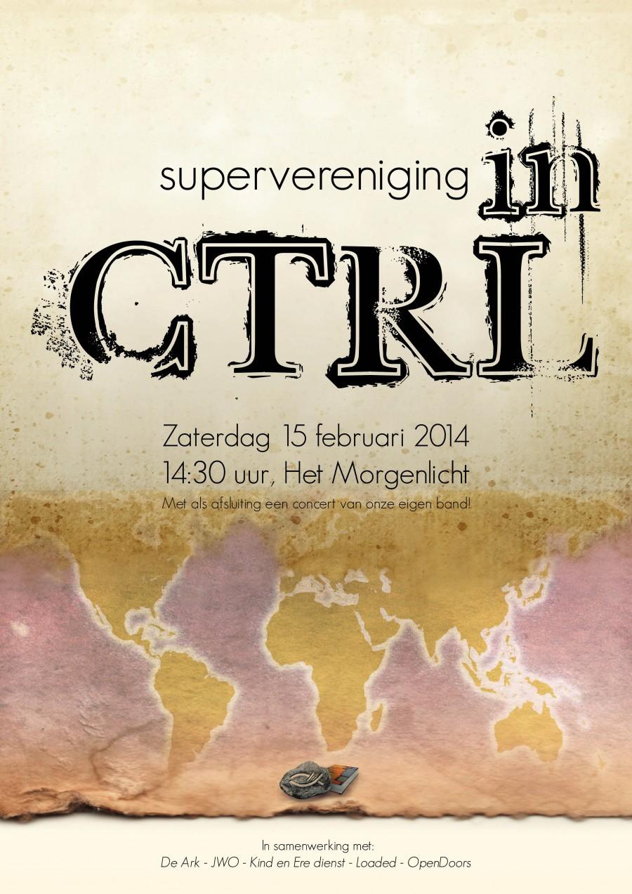 In CTRL poster